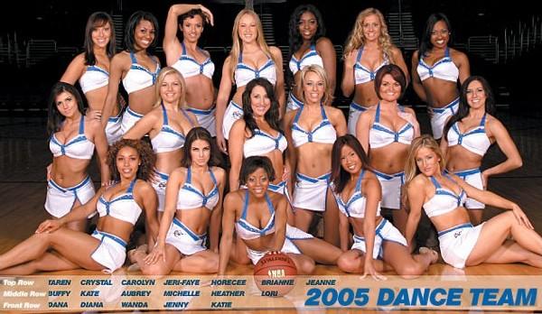 Cheerleaders Wizards